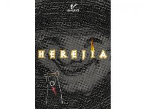 Cartel promocional para obra de teatro